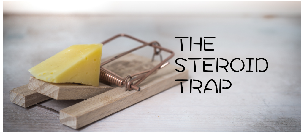 The Steroid Trap – How I Got Trapped in the Vicious Cycle of Topical Steroids