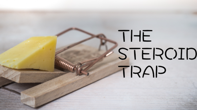 The Topical Steroid Trap – How I Got Trapped In This Vicious Cycle