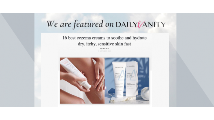 We're featured on Daily Vanity!